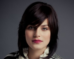 straight bob side fringes 2012 natural dark hair wig